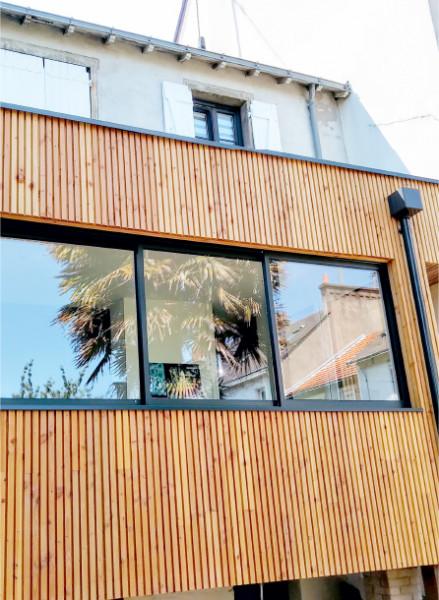 Rénovation complète d'une maison à Saint-Herblain