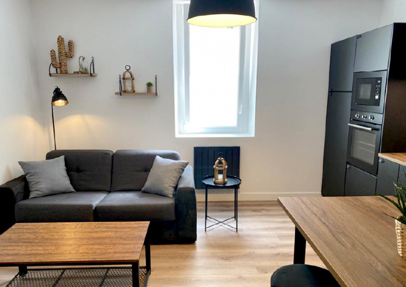 Rénovation d'un appartement à Saint-Nazaire