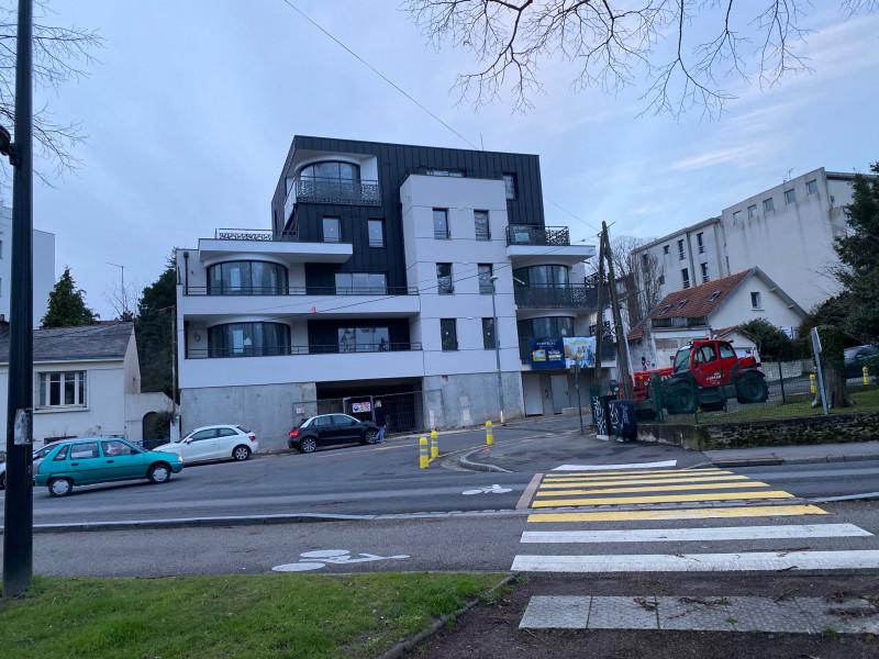Construction d'un immeuble haut de gamme à Nantes