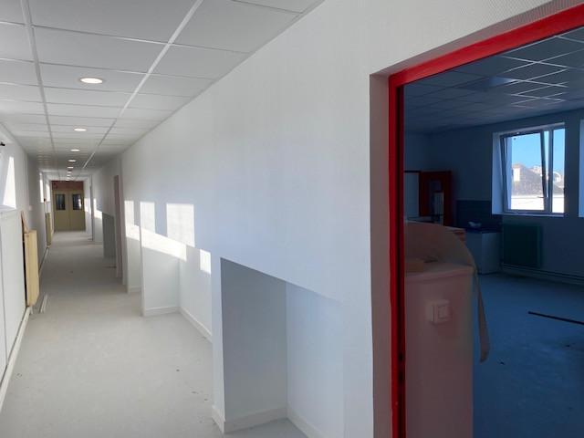 Rénovation énergétique d'une école à Saint-Herblain