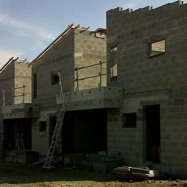 Construction de 5 logements intermédiaires, à Orvault