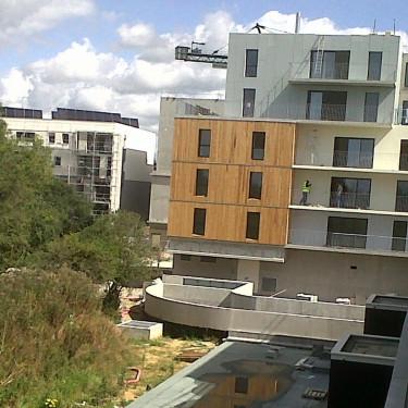 Construction de 65 logements, quartier Saint-Joseph de la Porterie à Nantes